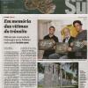 Monumento em memória às vítimas de trânsito, esbarra na burocracia da Prefeitura da cidade do Rio de Janeiro