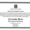 """TRANSITOAMIGO recebe """"Moção de Congratulação"""" da Camara dos Deputados"""