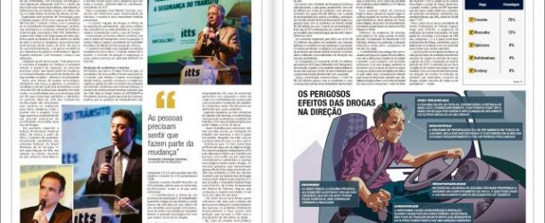 Jornal O Globo publica os primeiros resultados dos exames toxicológicos
