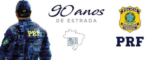 Sessão Solene e Homenagem no Palácio do Planalto em Comemoração aos 90 anos da PRF